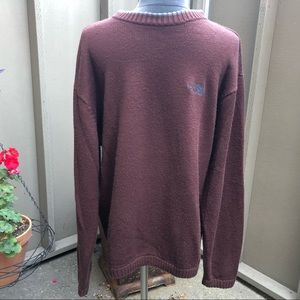 The north face A5 wool crew neck pullover sweater